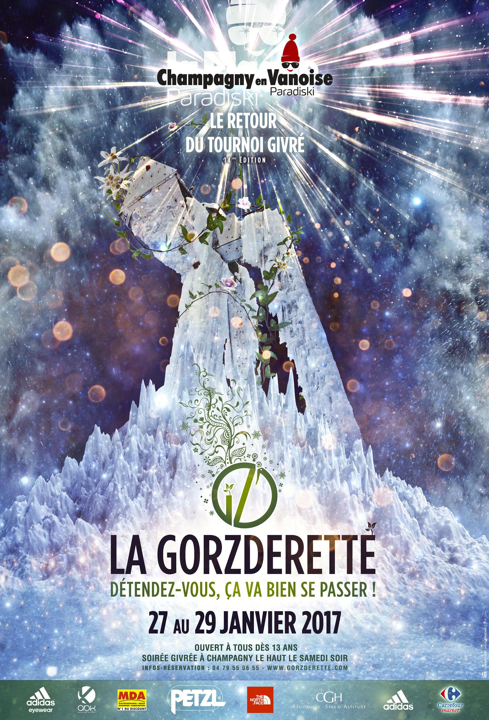 Gordzerette 2017 chapagny en vanoise chalet la plagne barmé grange